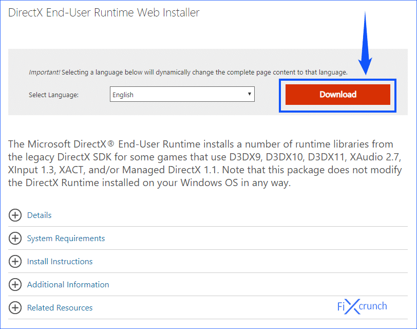 4 Best Solution To Fix D3dx9 39 Dll Is Missing Error Fixcrunch