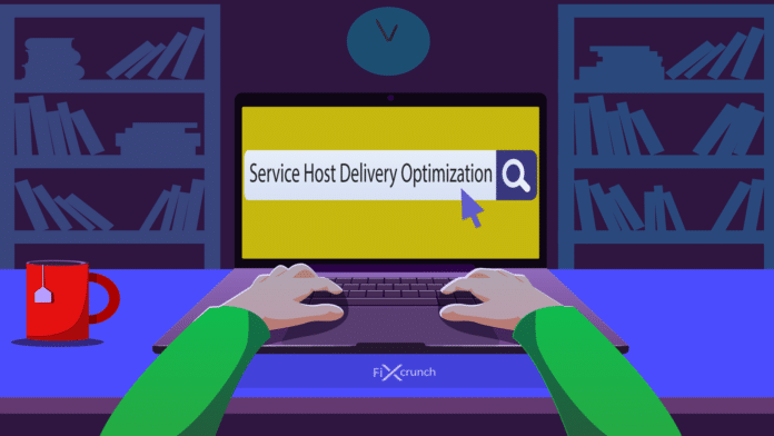 service host delivery optimization