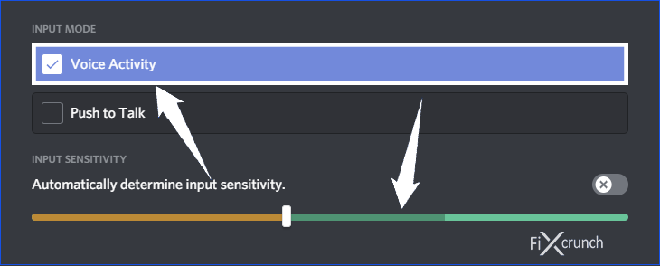 Automatically Determine Input Sensitivity